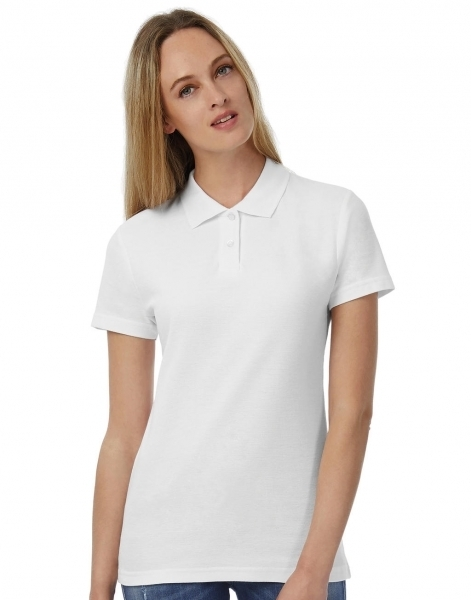 Damen Polo Shirt B&C